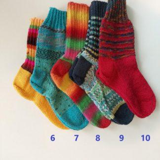 Socks size 43/44