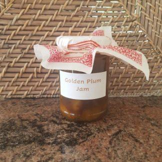 Golden Plum Jam